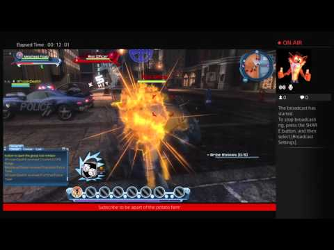 DC universe Online review LIVE :D part 2
