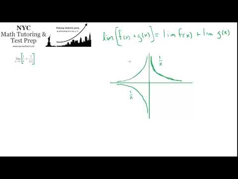 Calculus Limits Involving Power Law Function