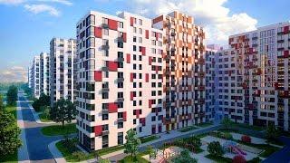 ЖК Новый Зеленоград   отличные квартиры в 500 м от Москвы