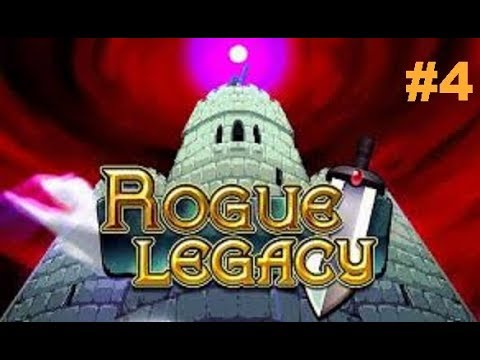 Let's Play Rogue Legacy - Part 4 | Can't Avoid Combat