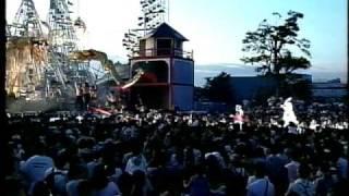 93年の上々颱風祭り@潮見ウッディランド(江東区)より Shang Shang Ty...