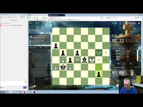 Chess Cruncher TV The Climb to 2500 in Tactics 2 11 2018