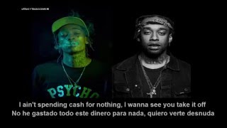 Gambar cover Ty dolla Sign - Or Nah ft Wiz Khalifa letra y traducción español