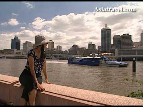 South Bank Parklands, Brisbane by Asiatravel.com