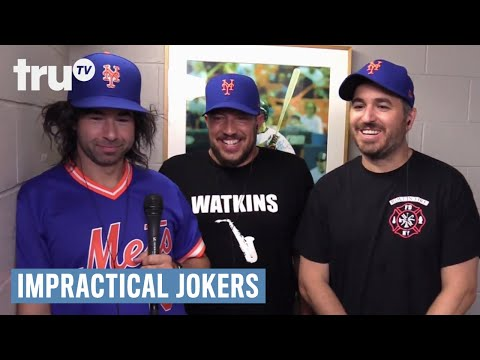 Impractical Jokers - The Worst Baseball Fanatic Ever (Punishment) | truTV
