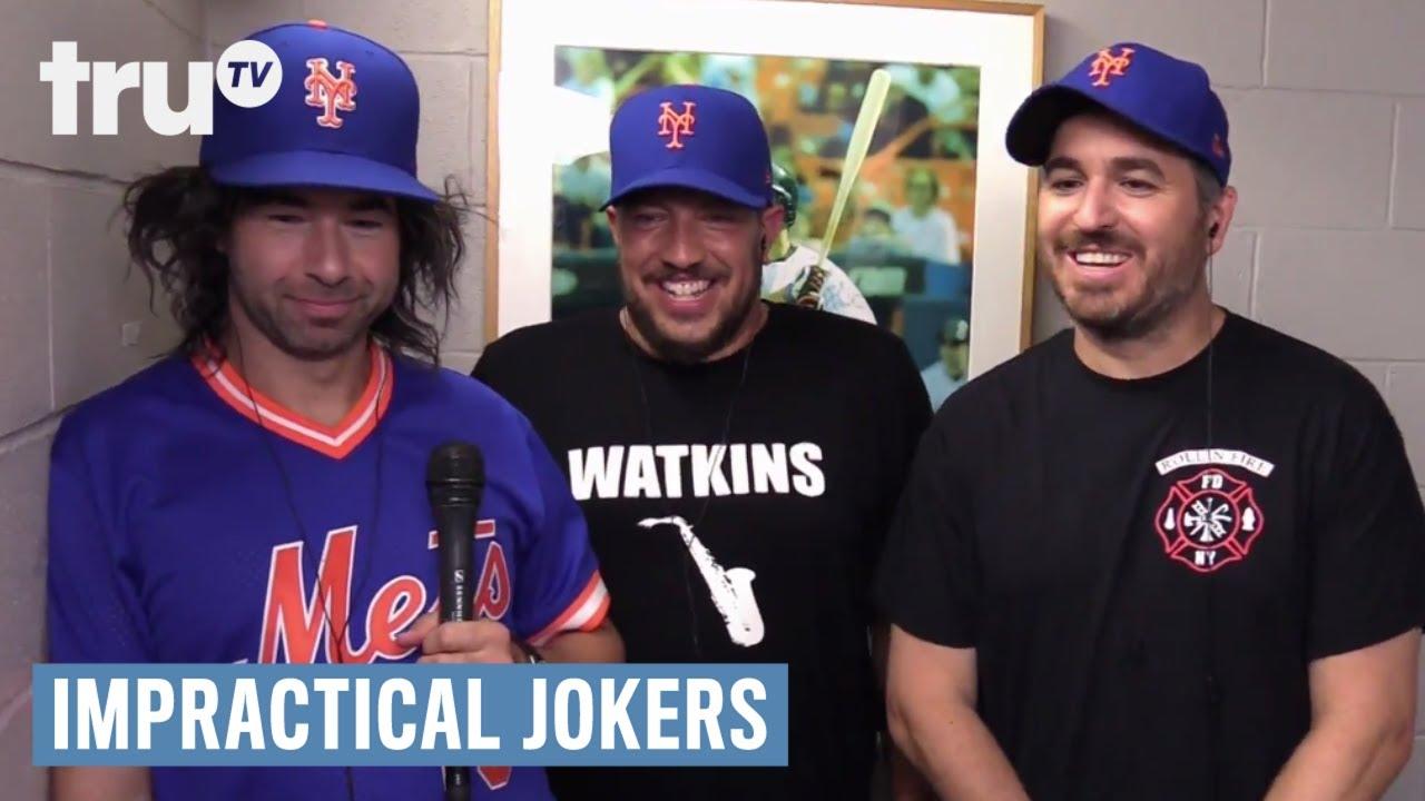 Impractical Jokers The Worst Baseball Fanatic Ever Punishment
