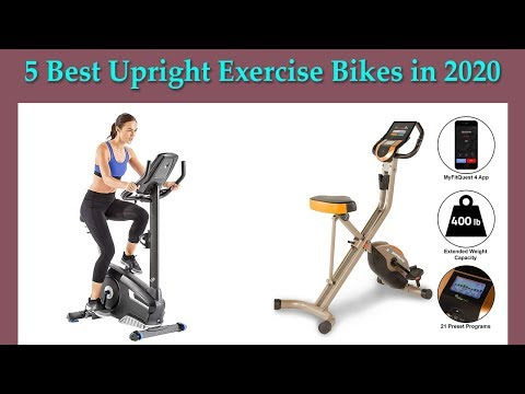 5 Best Upright Exercise Bikes in 2020