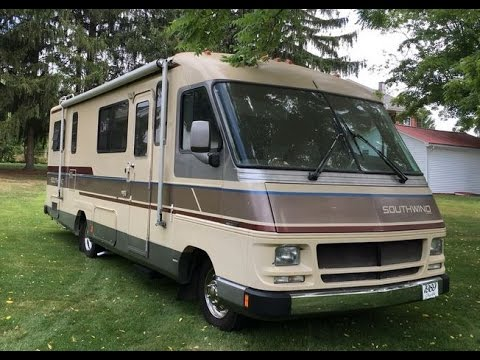 1989 Fleetwood Southwind Motorhome FOR SALE
