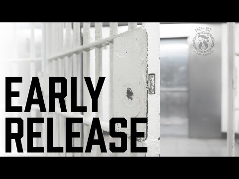 Early Prison Release - Few don't speak for all - Prison Talk 9.8