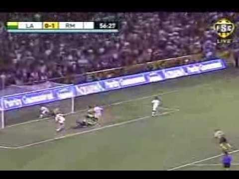1a3043e12 Real Madrid vs Los Angeles Galaxy Highlights (2005) - YouTube