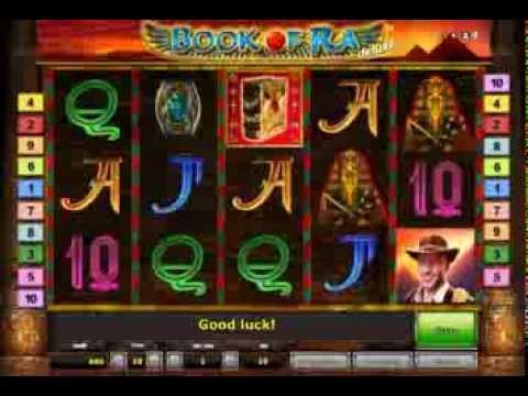 Book of Ra Deluxe Slot - Jocuri ca la aparate