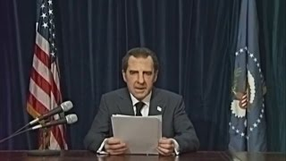 Harry Shearer...Channeling Nixon
