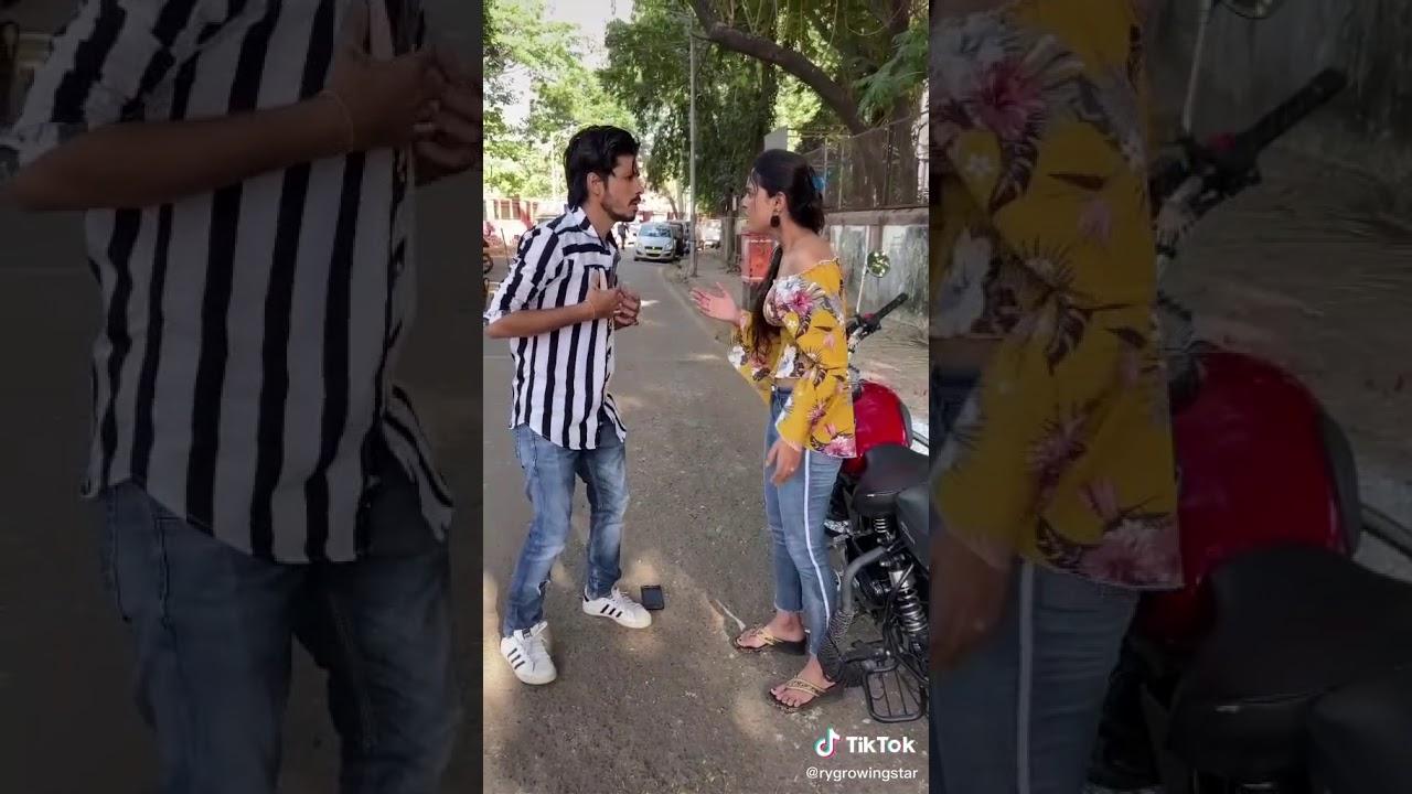Girl And Boy Firand Sexy Hot Video  Tik Tok Porn Viral -4858
