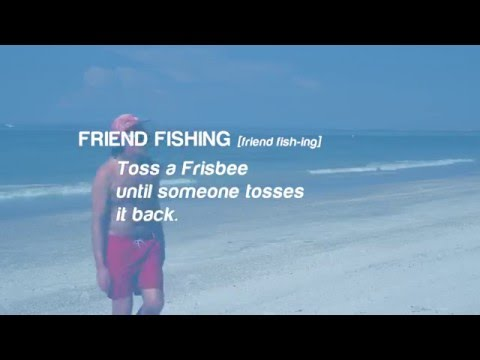 Florida Travel: How To Make Friends at the Beach
