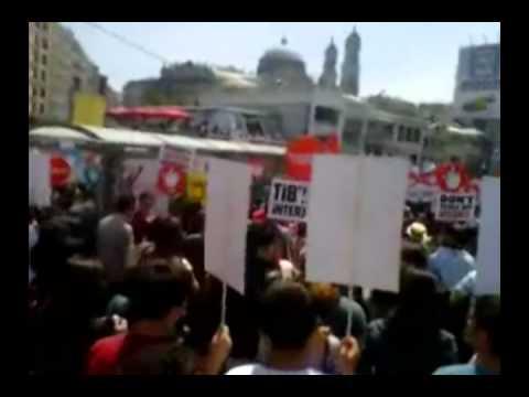 Internet Censorship Protests In Turkey