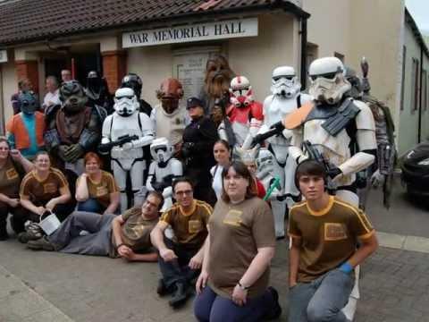 Romford Star Wars Day