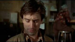 Taxi Driver - first scene