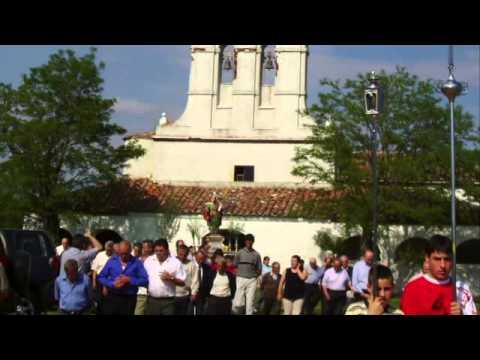 Villaverde De Arcayos Virgen De Yecla Ano1999