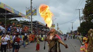 Batalla de Flores 2017 Barranquilla - Carnaval de Barranquilla