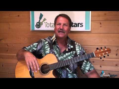 Deep River Blues - Guitar Lesson Preview