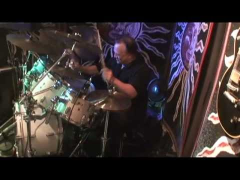 Kenny Middler - Drum Solo (LIVE Video) 2-25-2012.mpg