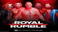"""WWE Royal Rumble 2020 Custom Theme Song """"Light Up The Sky"""" - El Phenomenal Cerkart"""