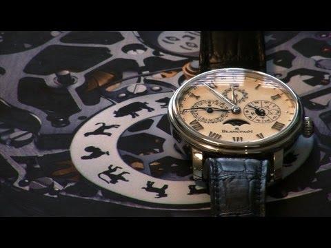 Swiss watchmakers eye Chinese market
