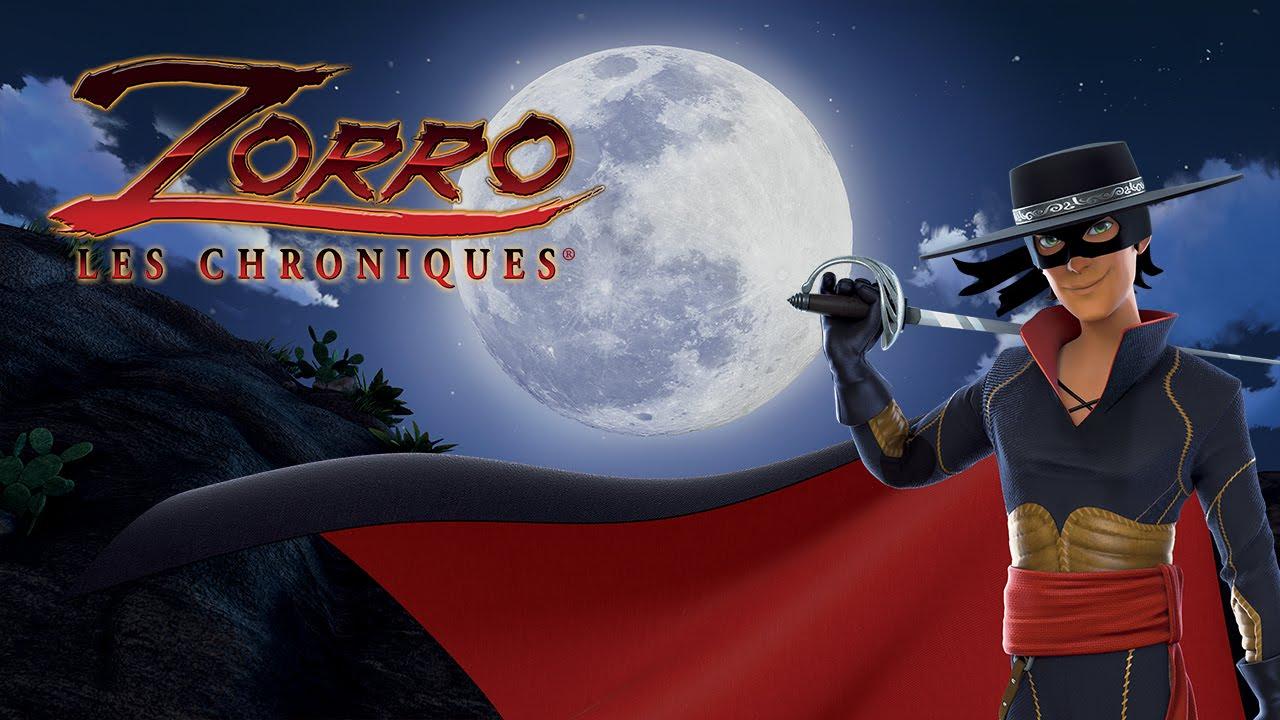 Zorro Les Chroniques Francais La Rancon Youtube