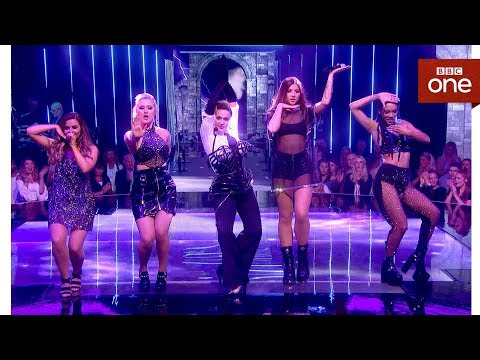 Little Mix tribute act Little Fix sing Black Magic ft 'Madonna' - Even Better Than the Real Thing