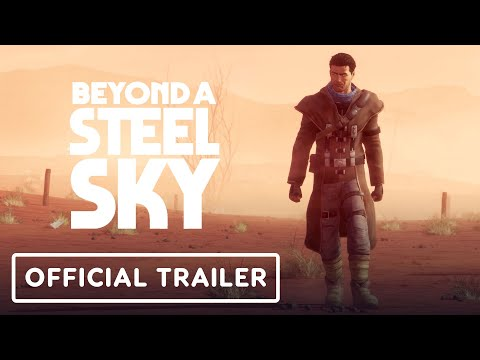Beyond a Steel Sky - Official Story Trailer