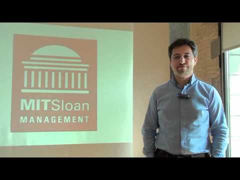 David Goldenberg on the Entrepreneurship Development Program