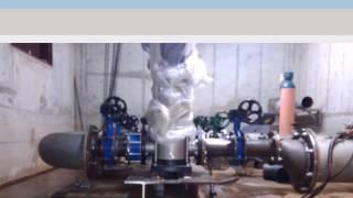 Golf Course Pump Station Up Grade  T&G Irrigation