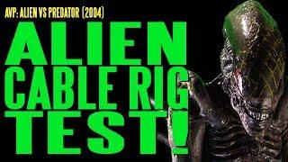 AVP Alien Cable Rig Test BTS