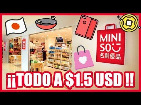 Tiendas JAPONESAS súper BARATAS: TODO a $1.5 USD!