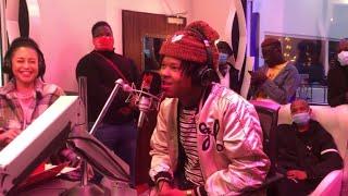 Nasty C & Rowlene on NRG Radio Kenya, Khaligraph Jones situation and more
