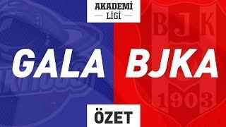 Galakticos A ( GALA ) vs Beşiktaş A ( BJKA ) Maç Özeti | 2019 Akademi Ligi 7. Hafta