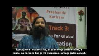 prijatelji joga saveza srbije sraddhalu ranade šri aurobindo ašram indija 2011