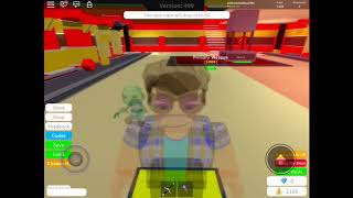 Playing ROBLOX 2 Player Hero Tycoon
