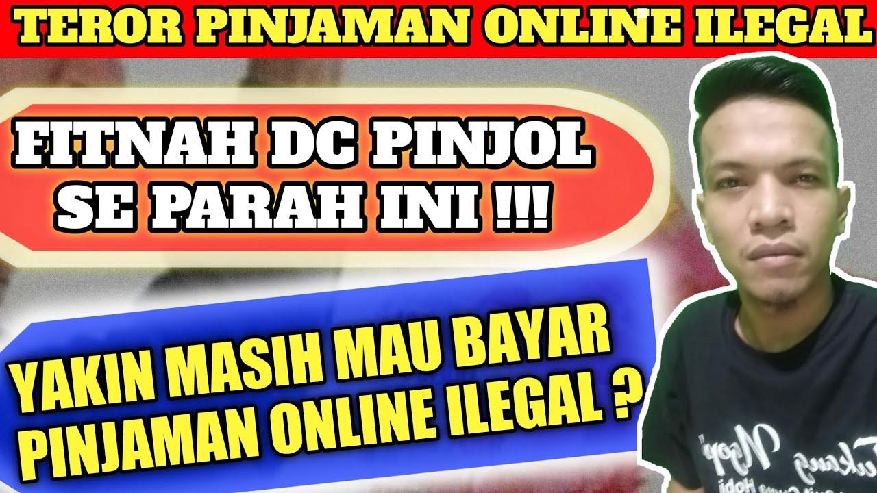Teror Pinjaman Online Ilegal Pinjol Ilegal Gak Usah Dibayar