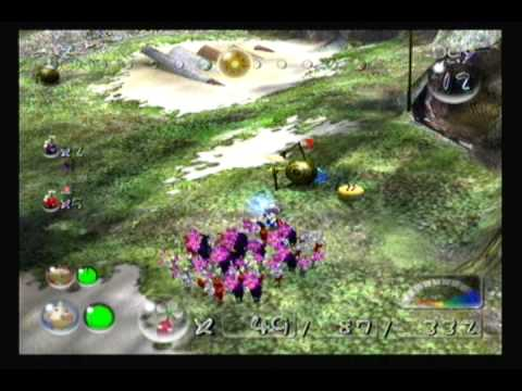 Pikmin 2 Review Gamecube Youtube