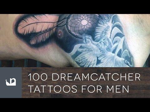 100 Dreamcatcher Tattoos For Men