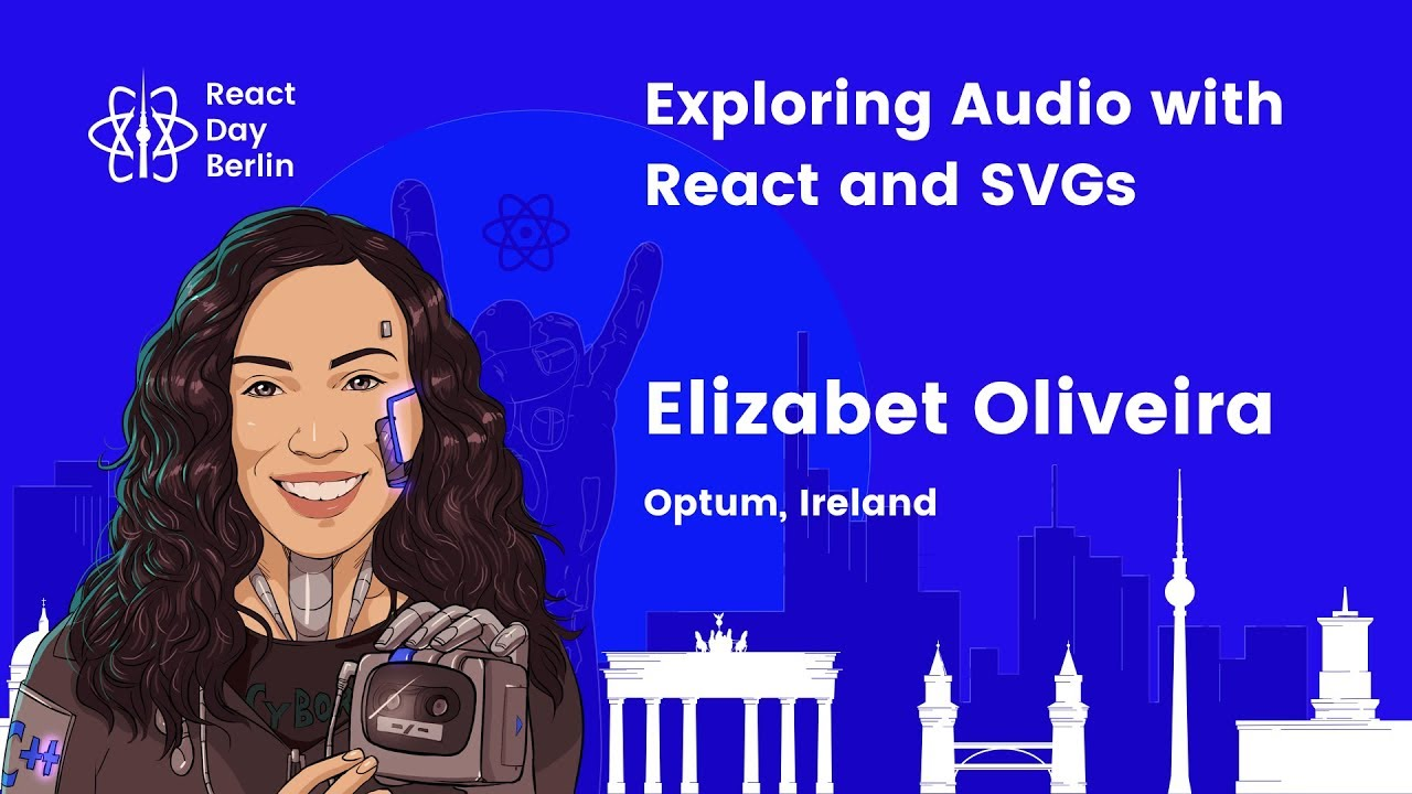 Exploring audio with React and SVGs – Elizabet Oliveira