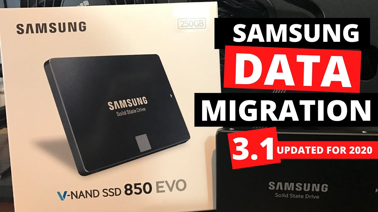How To Use Samsung's Data Migration Software