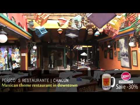 Perico´s restaurant in Cancun