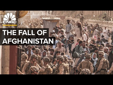 The Fall Of Afghanistan: How America's $2 trillion, Two-Decade War Ended In Chaos