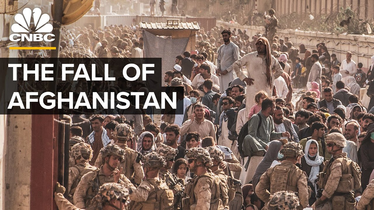 Download The Fall Of Afghanistan: How America's $2 trillion, Two-Decade War Ended In Chaos