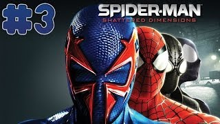 Spider-Man: Shattered Dimensions - Walkthrough - Part 3 - Hammerhead (PC) [HD]