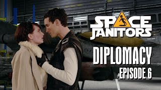 Diplomacy  - Space Janitors Season 3 Ep. 6