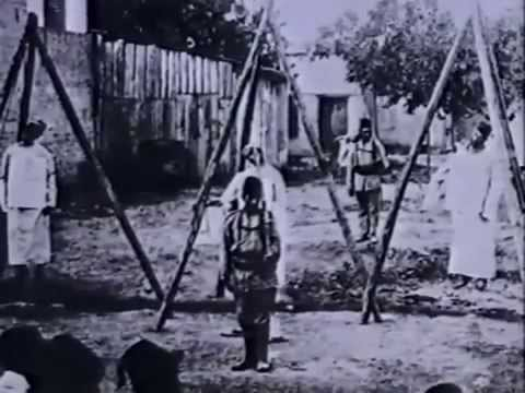 The Young Turks Torture to Death 1.5 Million Armenians During WW1 (GENOCIDE)