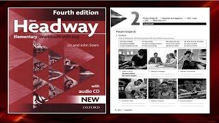 Скачать New Headway Elementary Exercise Book 4th Unit 02